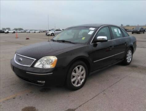 2006 Ford Five Hundred for sale at HW Used Car Sales LTD in Chicago IL