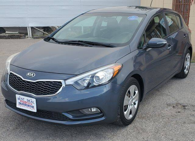 2016 Kia Forte5 for sale in El Paso, TX