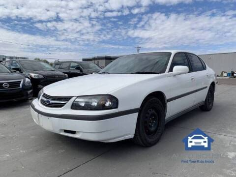 2003 Chevrolet Impala for sale at MyAutoJack.com @ Auto House in Tempe AZ