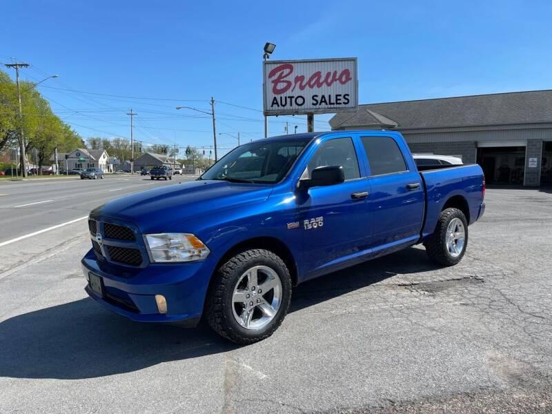 2014 RAM Ram Pickup 1500 for sale at Bravo Auto Sales in Whitesboro NY