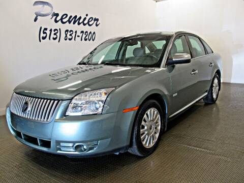2008 Mercury Sable for sale at Premier Automotive Group in Milford OH
