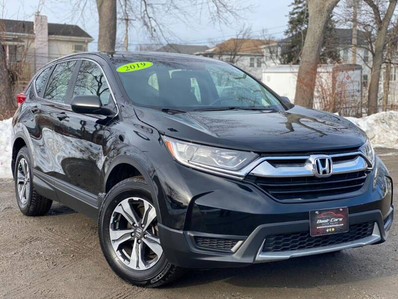 2019 Honda CR-V for sale at Best Cars Auto Sales in Everett MA