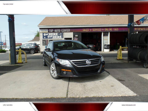2009 Volkswagen CC for sale at Top Auto Center in Quakertown PA