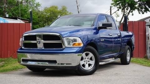 2010 Dodge Ram Pickup 1500 for sale at Hidalgo Motors Co in Houston TX