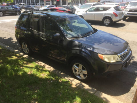 2010 Subaru Forester for sale at UNION AUTO SALES in Vauxhall NJ