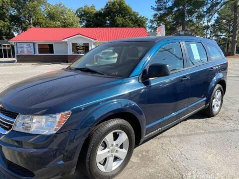 2013 Dodge Journey for sale at Rocky Mount Motors in Battleboro NC