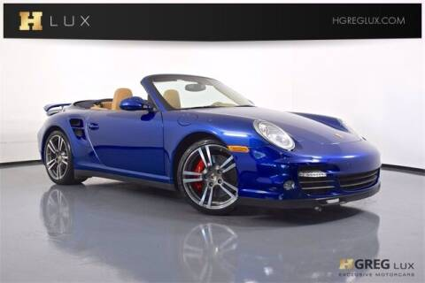 2011 Porsche 911 for sale at HGREG LUX EXCLUSIVE MOTORCARS in Pompano Beach FL