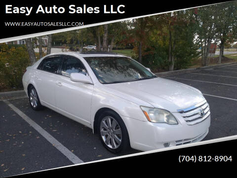 2007 Toyota Avalon for sale at Easy Auto Sales LLC in Charlotte NC