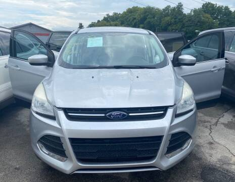 2013 Ford Escape for sale at Morristown Auto Sales in Morristown TN