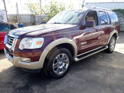 2007 Ford Explorer for sale at Dan Kelly & Son Auto Sales in Philadelphia PA