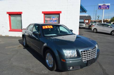 2005 Chrysler 300 for sale at CARGILL U DRIVE USED CARS in Twin Falls ID