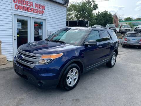 2011 Ford Explorer for sale at Car VIP Auto Sales in Danbury CT