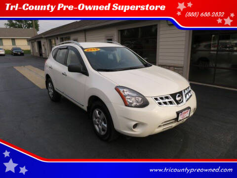 2015 Nissan Rogue Select for sale at Tri-County Pre-Owned Superstore in Reynoldsburg OH
