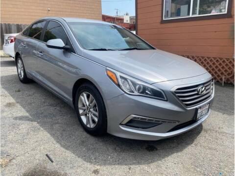 2015 Hyundai Sonata for sale at SF Bay Motors in Daly City CA