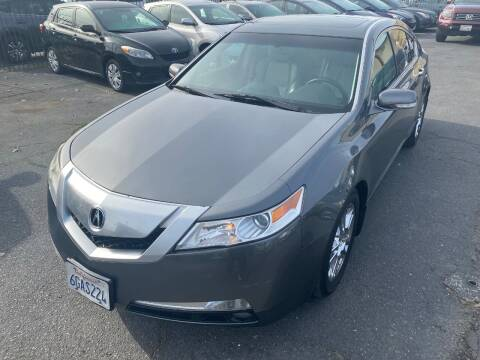 2009 Acura TL for sale at 101 Auto Sales in Sacramento CA