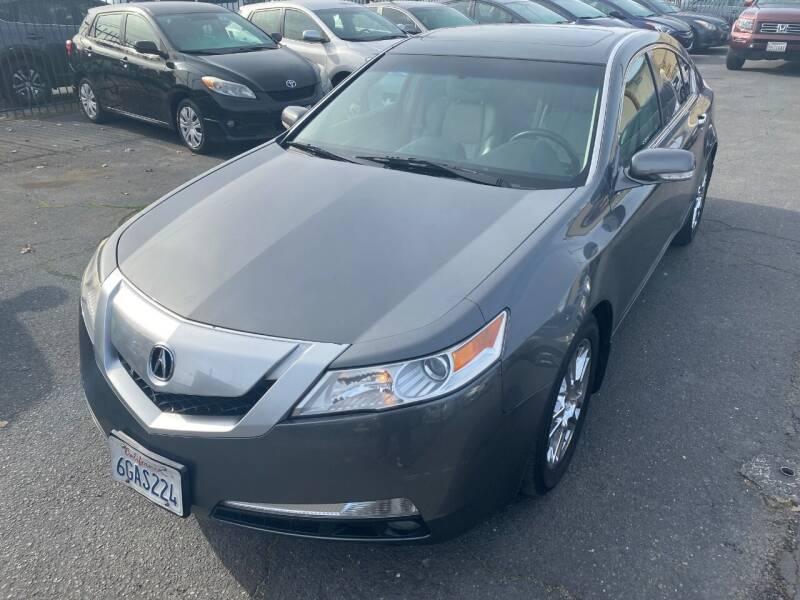 2009 Acura TL for sale at 101 Auto Sales in Sacramento CA