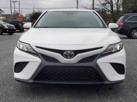 2018 Toyota Camry for sale at Gentry & Ware Motor Co. in Opelika AL