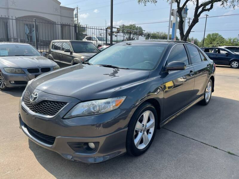 2011 Toyota Camry for sale at CityWide Motors in Garland TX