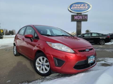 2011 Ford Fiesta for sale at Monkey Motors in Faribault MN