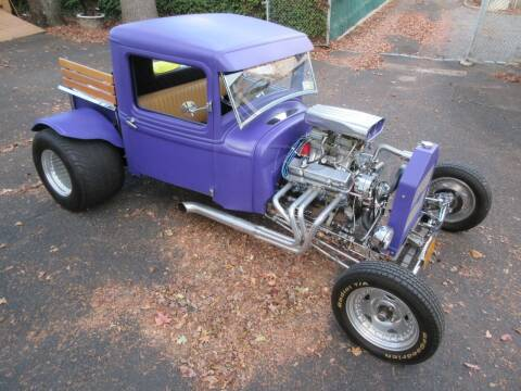 1933 Ford Model A for sale at Island Classics & Customs in Staten Island NY