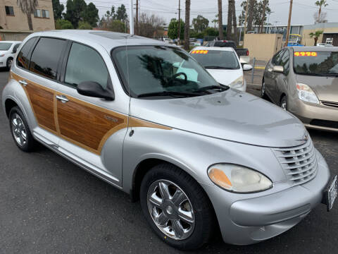 2003 Chrysler PT Cruiser for sale at CARZ in San Diego CA