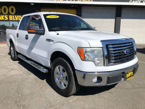 2010 Ford F-150 for sale at BEST DEAL MOTORS  INC. CARS AND TRUCKS FOR SALE in Sun Valley CA