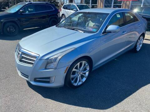 2013 Cadillac ATS for sale at Suburban Wrench in Pennington NJ
