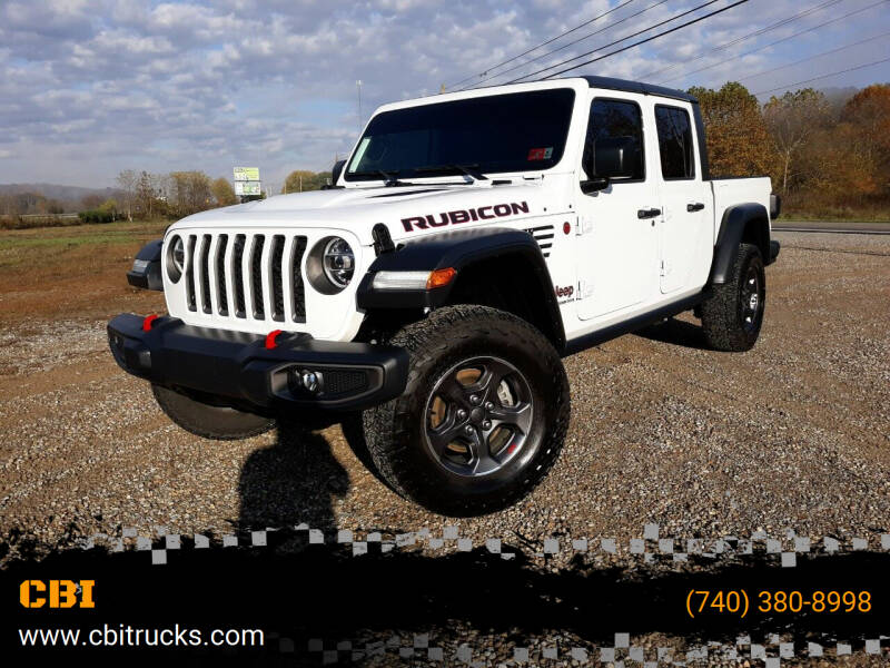 2020 Jeep Gladiator for sale at CBI in Logan OH