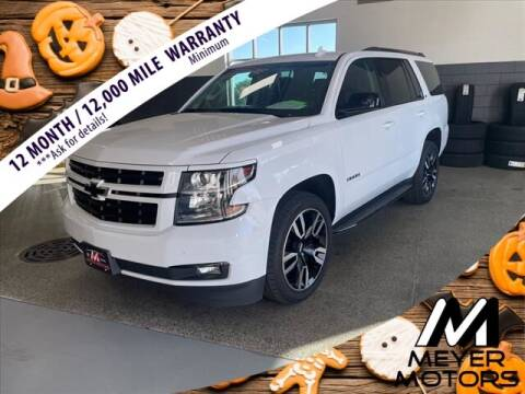 2020 Chevrolet Tahoe for sale at Meyer Motors in Plymouth WI