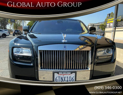 2011 Rolls-Royce Ghost for sale at Global Auto Group in Fontana CA
