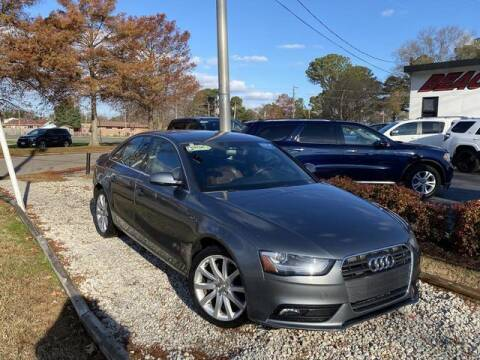 2013 Audi A4 for sale at Beach Auto Brokers in Norfolk VA