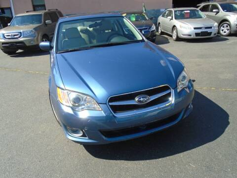 2008 Subaru Legacy for sale at Broadway Auto Services in New Britain CT