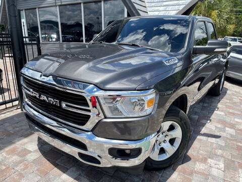 2019 RAM Ram Pickup 1500 for sale at Unique Motors of Tampa in Tampa FL