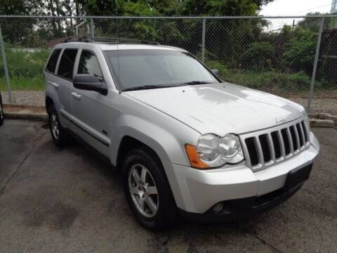 2008 Jeep Grand Cherokee for sale at MR DS AUTOMOBILES INC in Staten Island NY