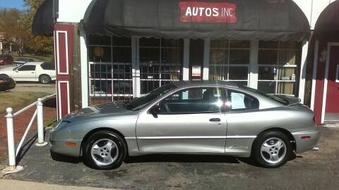 2005 Pontiac Sunfire for sale at Autos Inc in Topeka KS