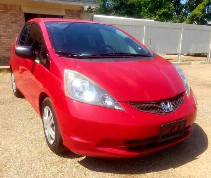 2011 Honda Fit for sale at Dorsey Auto Sales in Tyler TX