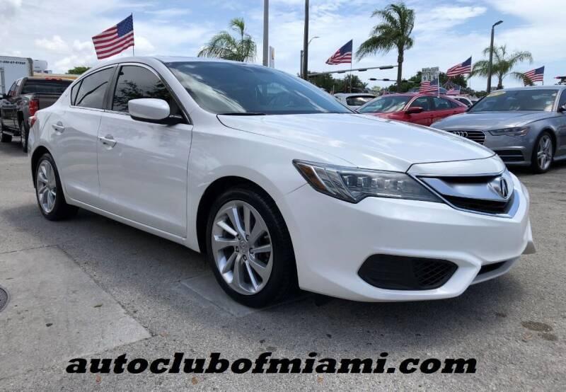 2016 Acura ILX for sale in Miami, FL