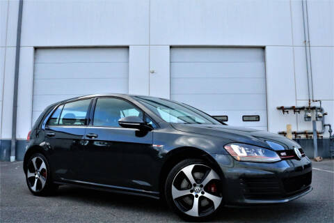 2015 Volkswagen Golf GTI for sale at Chantilly Auto Sales in Chantilly VA