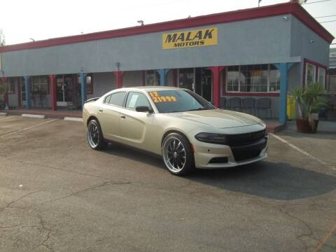 2017 Dodge Charger for sale at Atayas Motors INC #1 in Sacramento CA