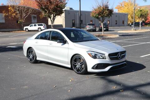2018 Mercedes-Benz CLA for sale at Auto Collection Of Murfreesboro in Murfreesboro TN
