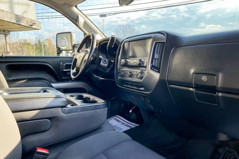 2016 Chevrolet Silverado 2500HD LT - East Greenbush NY