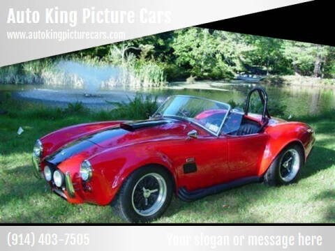 1966 Shelby Cobra for sale at Auto King Picture Cars in Westchester County NY