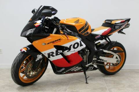 2005 Honda CBR for sale at Texotic Motorsports in Houston TX