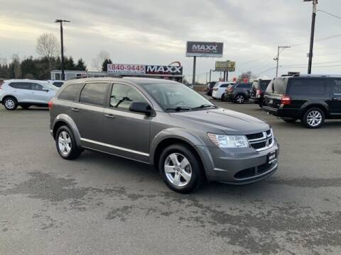 2013 Dodge Journey for sale at Maxx Autos Plus in Puyallup WA
