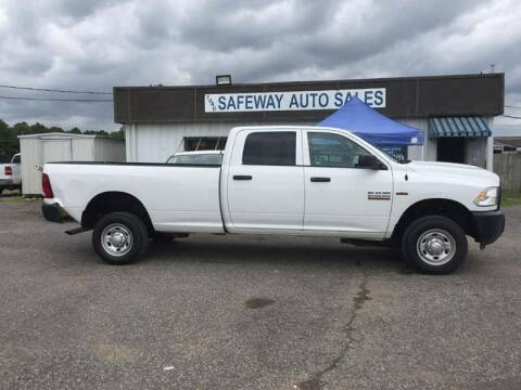 2015 RAM Ram Pickup 2500 for sale at Safeway Auto Sales in Horn Lake MS