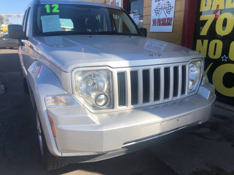 2012 Jeep Liberty for sale at Sunday Car Company LLC in Phoenix AZ