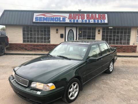 1998 Volvo S70 for sale at Seminole Auto Sales in Seminole OK