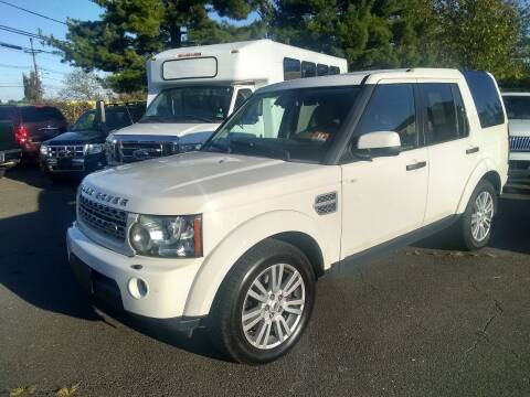 2010 Land Rover LR4 for sale at Wilson Investments LLC in Ewing NJ