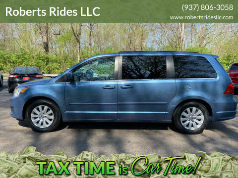 2012 Volkswagen Routan for sale at Roberts Rides LLC in Franklin OH