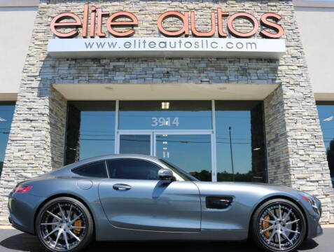 2016 Mercedes-Benz AMG GT for sale at Elite Autos LLC in Jonesboro AR
